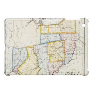 1812 Ohio Map iPad Case
