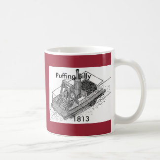 1813 Puffing Billy Coffee Mug