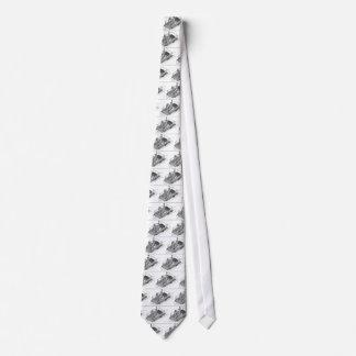 1813 Puffing Billy Neck Tie