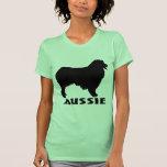 1815042007 Aussie (Animales) Camiseta