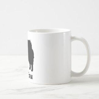 1815112006 American Eskimo (Animales) Coffee Mug