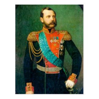 1818 Alexander Postcard