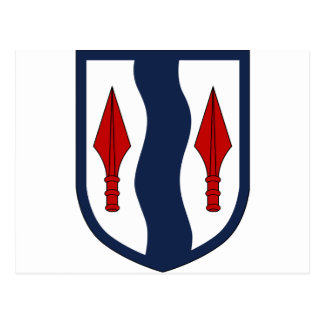 181o Brigada de la infantería Postales