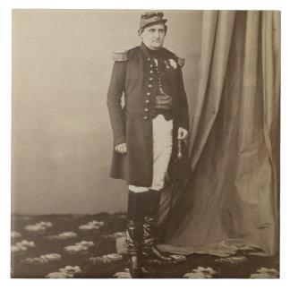 1822-91) príncipes Napo de Napoleon-José-Charles-P Azulejo Cuadrado Grande