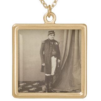 1822-91) príncipes Napo de Napoleon-José-Charles-P Colgante Cuadrado