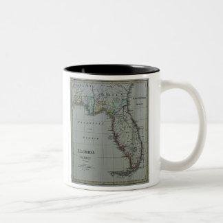1823 Florida Map Mug