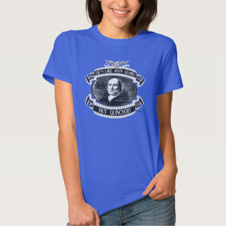 1824 John Quincy Adams Campaign Shirt