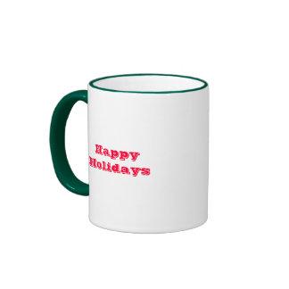 18346 Christmas Ringer Coffee Mug