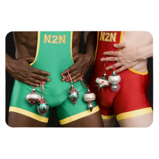 18367 Christmas Magnet