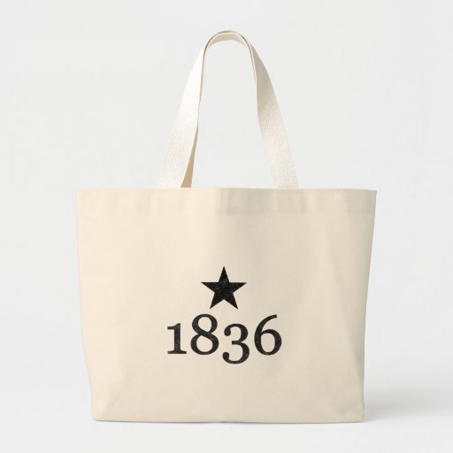 1836 JUMBO TOTE BAG