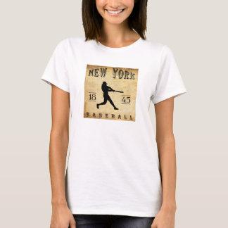 1845 New York City New York Baseball T-Shirt