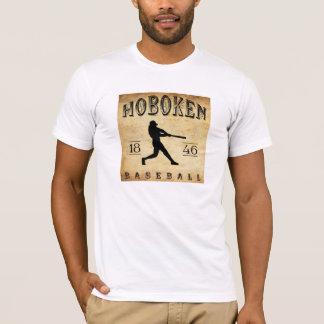 1846 Hoboken New Jersey Baseball T-Shirt