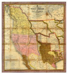 Texas Map Canvas Art Prints Zazzle
