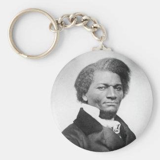 1847 del retrato de Frederick Douglass Llaveros