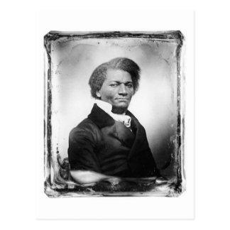 ~ 1847 del retrato de Frederick Douglass Postal