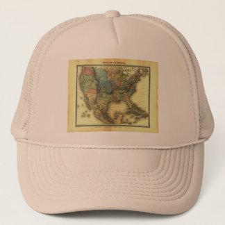 1848 Thunot Duvotenay Map:  Etats-Unis & Mexique Trucker Hat
