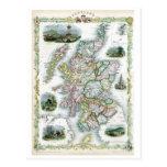1851 Scotland Postcards