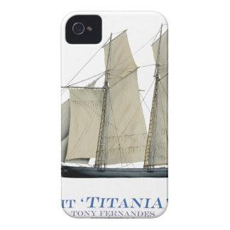 1851 Titania iPhone 4 Cover