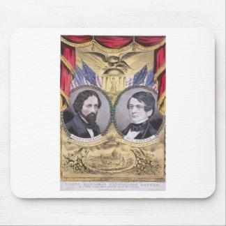 1856 Fremont - Dayton Mousepads