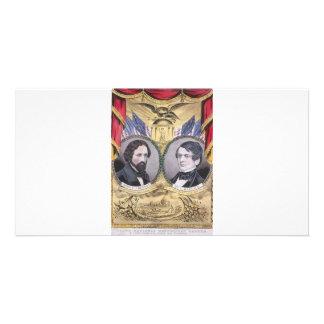 1856 Fremont - Dayton Picture Card