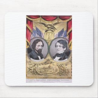 1856 Fremont - Dayton Republican Mouse Pad