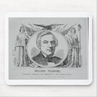 1856 Millard Filmore Mouse Pads
