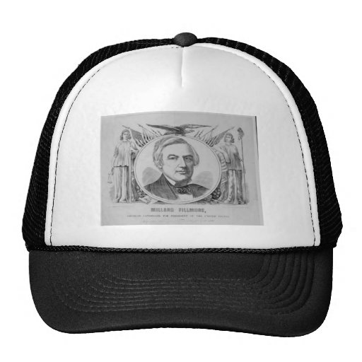 1856 Millard Filmore Trucker Hat
