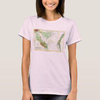 1857 Coast Survey Map or Chart of Patapsco RIver T-Shirt