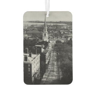 1859:  A view of Boston from the State House Air Freshener