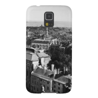1859:  A view of Boston looking south Galaxy S5 Cover
