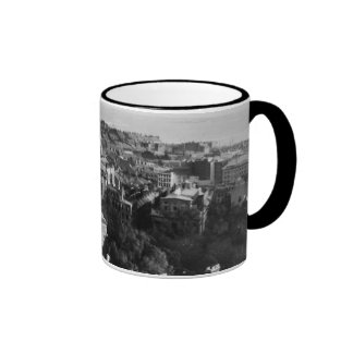 1859:  A view of Boston looking south Ringer Mug