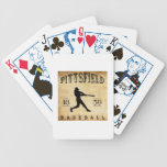 1859 Pittsfield Massachusetts Baseball Bicycle Card Deck