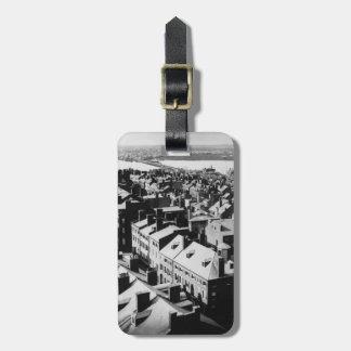 1859: The city of Boston, Massachusetts Bag Tag