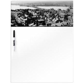 1859: The city of Boston, Massachusetts Dry-Erase Boards