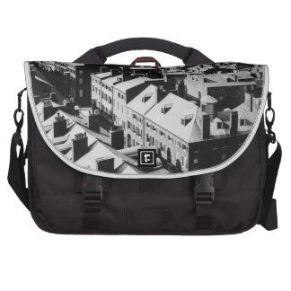 1859: The city of Boston, Massachusetts Commuter Bags