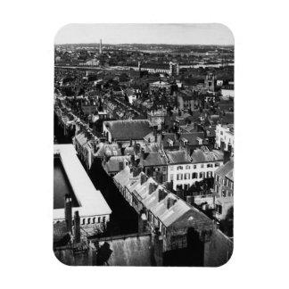 1859:  The city of Boston, Massachusetts Magnet