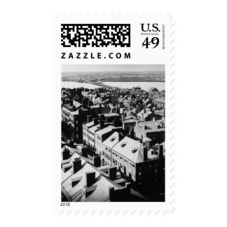 1859: The city of Boston, Massachusetts Postage Stamps