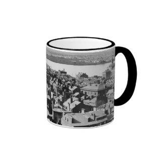 1859: The city of Boston, Massachusetts Ringer Mug