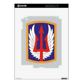 185th Aviation Brigade Decal For iPad 2
