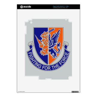 185th Aviation Regiment - Fighting For The Force iPad 2 Skins