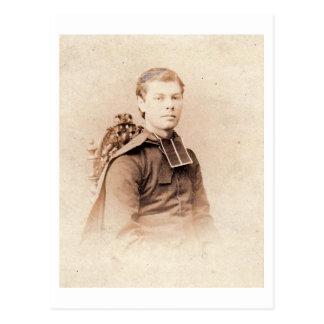 ~ 1860s - France ~ Photo: White Numa & Co Postcard