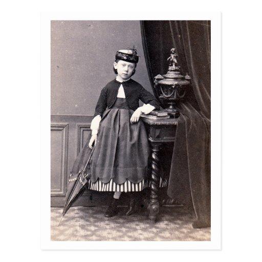 ~ 1860s - Nancy (Francia) ~ Photo: Périn et Schahl Postal
