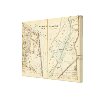 186187 New Rochelle Impresiones En Lienzo Estiradas