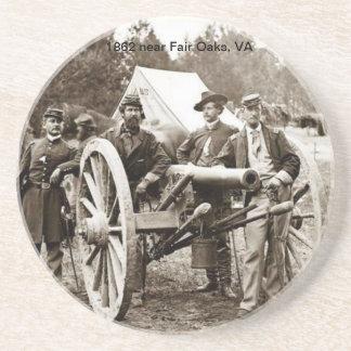 1862 near Fair Oaks, VA Coaster