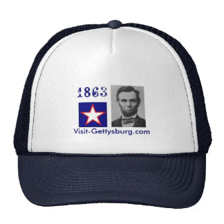 1863 Lincoln Hat