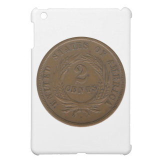 1864 2-Cent Piece iPad Mini Cover