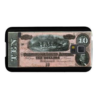 1864 Confederate Virginia Banknote Case For Galaxy S5
