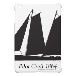 1864 Pilot Craft - tony fernandes Case For The iPad Mini