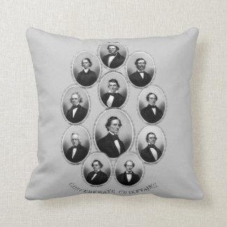 1865 caciques confederados almohadas