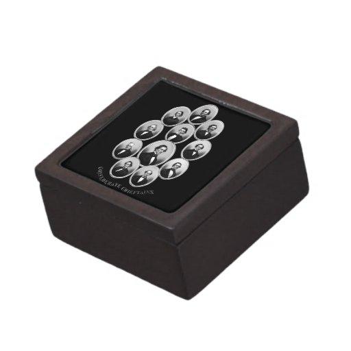 1865 caciques confederados caja de regalo de calidad